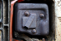 chain saw exhaust face (cool_colonia2.0) Tags: face nose gesicht chainsaw nase exhaust stihl auspuff kettensge