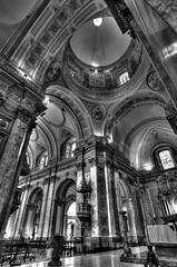 Metropolitan Cathedral... (Timur Yalcin) Tags: argentina nikon cathedral buenos aires metropolitan f28 1735mm d3s