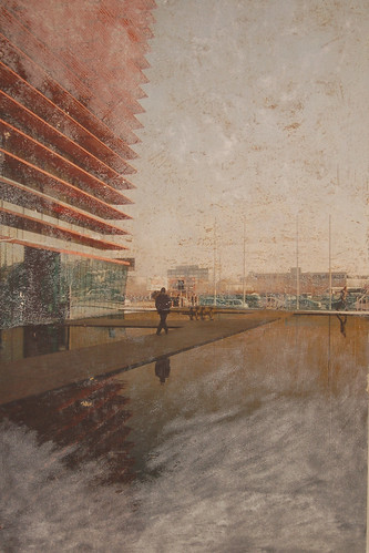 hg857_Urban Silence_VII_60x90cm_mixed_media_on_metal_2012