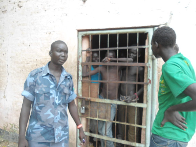 Thumbnail for South Sudan's justice and prison system