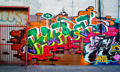 Pufer (TheHarshTruthOfTheCameraEye) Tags: by graffiti la losangeles los angeles devils infected ibd losangelesgraffiti pufer infectedbydevils