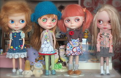 Dolly Shelf Sunday ... continuation :) 3-17-13