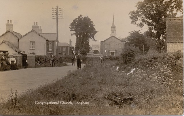 Longham Congregational Church 1930