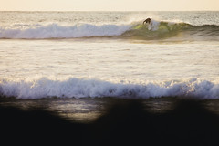 hawaii2013-137 (rhys logan) Tags: slash sunset sun beach yoga hawaii sand surf pacific oahu north wave surfing lookout falls shore northshore jaws waimea logan pali pipeline rhys maunawili lanakai