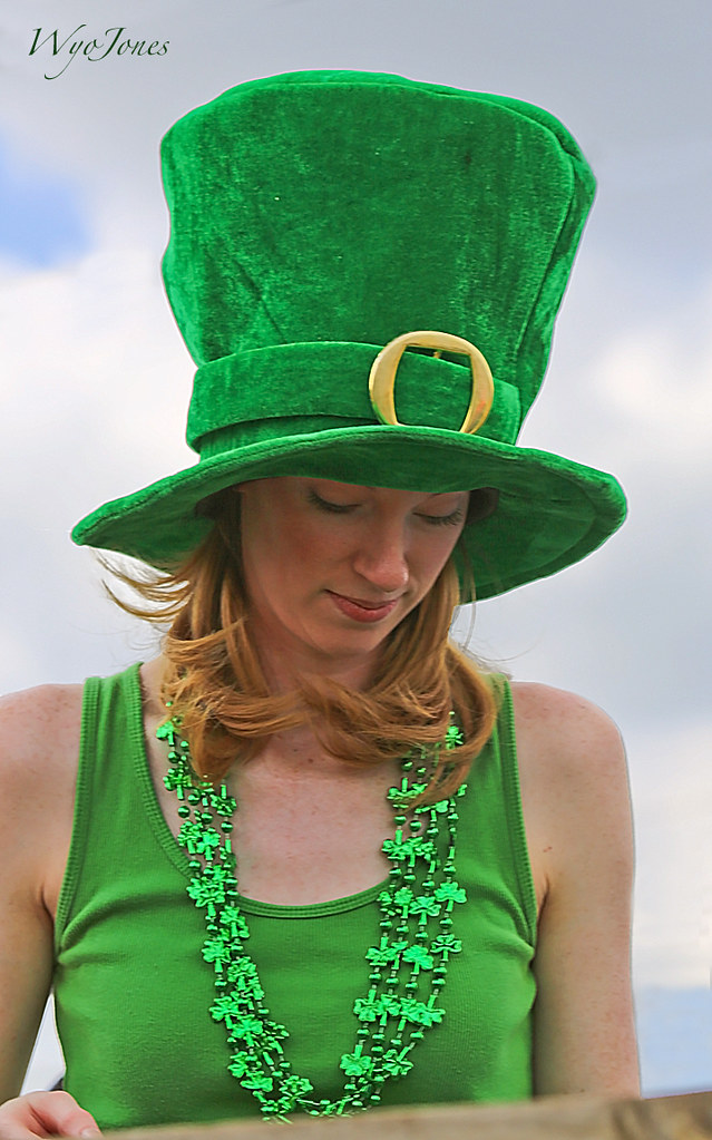 Colleen irish redhead