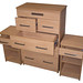 """Drawer Set with Bedside Cabinets • <a style=""""font-size:0.8em;"""" href=""""http://www.flickr.com/photos/68014721@N05/8575116116/"""" target=""""_blank"""">View on Flickr</a>"""