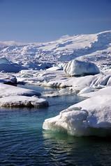 Jkulsrln, glacier lagoon (Roy Lathwell) Tags: snow ice water landscape island iceland nikon europe lagoon glacier jokulsarlon jkulsrln d90
