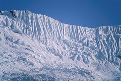 Nice bit of fluting (Andrew Luyten) Tags: nepal mountain glacier himalaya khumjung chukhung easternregion