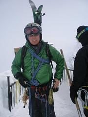 The unestimable John Cuthbert (andywalker1) Tags: alps chamonix andrewwalker valleeblanche andywalker