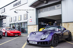 Amari Super Cars Open Day (Adam Kennedy Photography) Tags: car nikon day open martin super ferrari porsche showroom preston lamborghini supercar bentley aston amari d7000