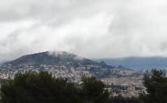 Manosque - La Tour du Mont d'Or dans le brouillard (Hlne_D) Tags: park france fog paca aviary provence luberon parc brouillard montdor alpesdehauteprovence ahp manosque provencealpesctedazur parcnaturelrgionalduluberon tourdumontdor hlned pnrluberon pnrl