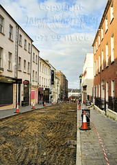 Ground Breaking ! (James Whorriskey (Delbert Jackson)) Tags: street uk ireland beach canon sand londonderry northernireland walls derry ulster walledcity derrywalls impressionsexpressions pumpstreet aroundus jameswhorriskey delbertjackson jameswhoriskey ukcityofculture jameswhorriskeyphotography