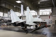 MiG-29 Fulcrum @ Luftwaffe Museum (NunoCardoso) Tags: berlin museum airplane luftwaffe mig29 fulcrum