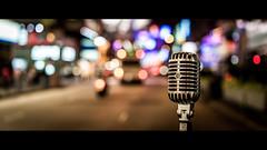Elvis Busking on Nathan Road (Splice Studios Singapore) Tags: blur classic rock zeiss 35mm vintage movie hongkong march bokeh background widescreen stage sony elvis voice rockroll sound microphone letterbox hip mic 55 cinematic audio spokenword kenn splice shure sounddesign carlzeiss f20 filmlook dontsteal 2391 shure55sh sh55 soundsgood donotsteal voiceovers rx1 vintagemicrophone bokehlicious askpermission bokehballs movielook 55sh audiopost givecredit delbridge beyondbokeh sonyrx1 kenndelbridge splicestudios voiceoversasia zeiss35mmsonnartf20