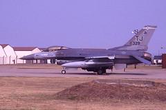 86-0329, F-16, 401TFW, Lakenheath 90-07-21.jpg (S53S) Tags: lakenheath 860329 401tfw
