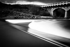 Rio Tormes (Barco de Avila). Avila. Castilla y Len. Spain (Photopeter71) Tags: longexposure bw blancoynegro water spain paisaje bn nd haida cantabrico largaexposicin lansdcape largaexposicion nd1000
