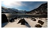 Lake Ogwen, Snowdonia, North Wales, UK (Air Force 2) Tags: uk travel sky color nature water wales photoshop landscape geotagged nikon snowdonia northwales imageoftheday mywinners