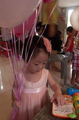 Faith's 1 year old birthday party