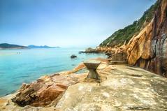 (Larnus) Tags: ocean sea beach water ngc tokina af f4 1224 cheungchau cavepainting tokinaaf1224mmf4