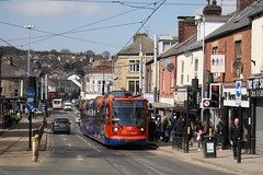 Hillsborough Supertram (Moving Britain) Tags: hillsborough supertram
