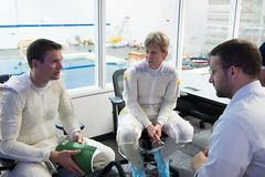 Andreas Mogensen EVA training (europeanastronauttraining) Tags: training eva european space astronaut agency esa jsc nbl europeanspaceagency