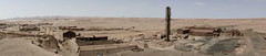 Industrial Ruins close to Iquique (Chile) (Arzur) Tags: chile voyage travel panorama america ruins fb amrique 2013