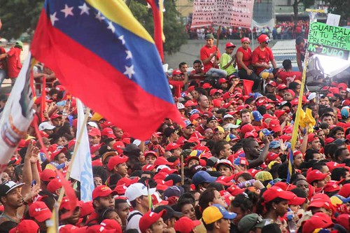 VENEZUELA CHAVISTAS