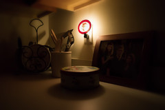 Night Light (Will Hucks) Tags: light kitchen sony nightlight nex7
