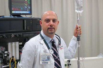 Sam Parnia, M.D., Ph.D.