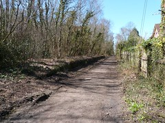 Whippingham Station Isle of Wight (BOB@ wootton) Tags: abandoned station way path platform railway cycle isle wight binfield whippingham