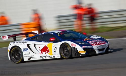 #9 McLaren MP4-12C GT3
