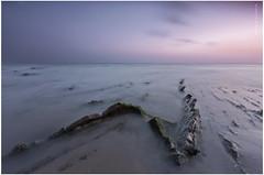 Dulce cancin azul. (Francisco J. Prez.) Tags: naturaleza nature night mar spain nocturnas cdiz tarifa sigma1020mm campodegibraltar pentaxk5 franciscojprez
