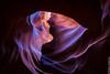 Purple Heart (Eddie 11uisma) Tags: arizona southwest colors landscapes sandstone desert heart canyon american page antelope eddie navajo slot lluisma