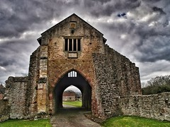 Cleeve Abbey near Roadwater, Somerset (Simon Hollingworth) Tags: abbey somerset cleeve roadwater uploaded:by=flickrmobile flickriosapp:filter=nofilter
