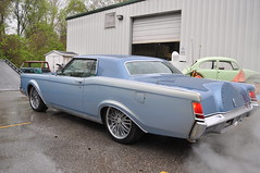 "1969 Lincoln Mark III • <a style=""font-size:0.8em;"" href=""http://www.flickr.com/photos/85572005@N00/8681304116/"" target=""_blank"">View on Flickr</a>"