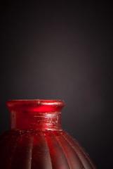 Red Jar Detail (No Talent Bum) Tags: red nc nikon northcarolina greensboro jar backgrounds closeups greensboronorthcarolina greensboronc nikond40x d40x nikonafs55300mmf4556gedvr