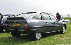 Citron CX 25 GTI automatic 1985 (XBXG) Tags: auto old france classic netherlands car vintage french automobile nederland citron cx voiture 25 automatic gti paysbas ancienne amerongen franaise citroncx