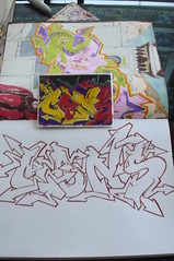 2013 sketches 002 (consept1) Tags: ny cons graff outline blackbook 2013sketches consept1
