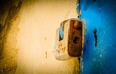 Locked (donatolaudadio) Tags: locked lucchetto chiuso porta