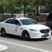US Postal Police Ford Interceptor Sedan