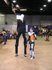 Wizard World Comic Con 2015 (Vinny Gragg) Tags: costume costumes cosplay dccomics dc superheroes superhero comics comicbooks comicbook villian villians supervillian supervillians wizardworldcomiccon wizardworld comiccon chicagocomiccon comiccon2015 rosemontillinois rosemont illinois slenderman robin