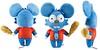 SIMPSONS PHUNNY itchy (toysrevil2) Tags: thesimpsons phoney kidrobot plush