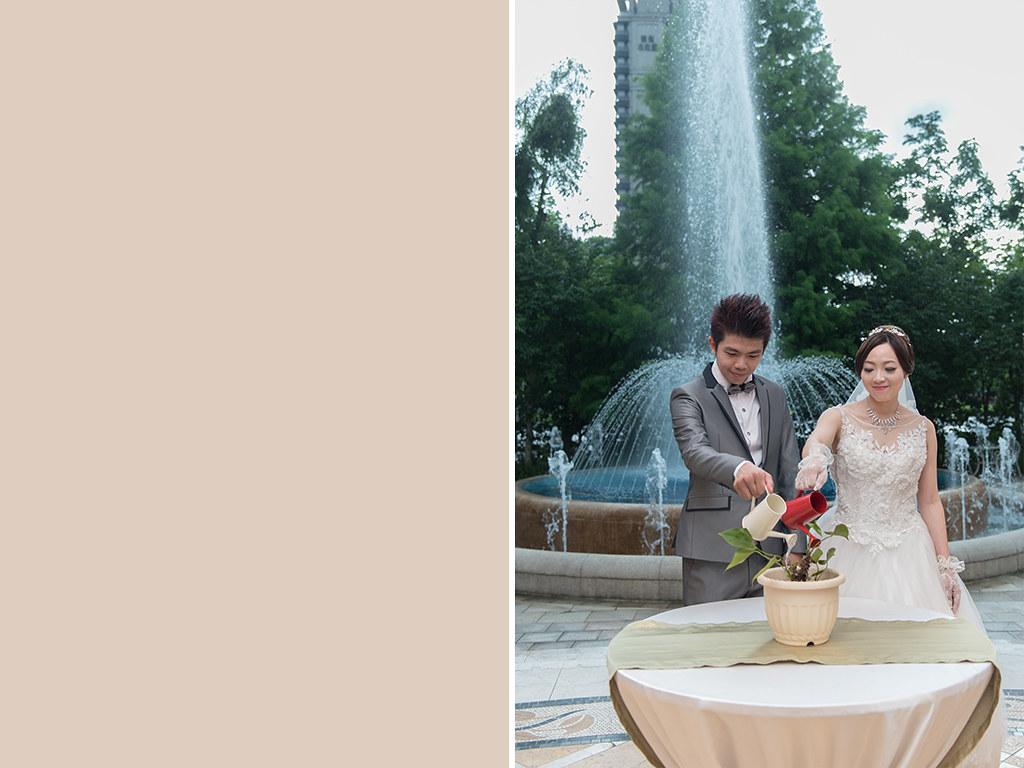 中僑花園飯店婚禮記錄雅琇與紋瑞-71