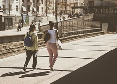 Walk (Mr_Buddis) Tags: street streetphotography tbanen majorstua subway oslo urban