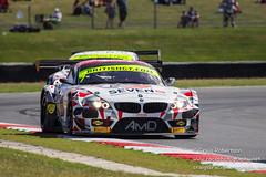 British GT Championship Snetterton 2016-03649 (WWW.RACEPHOTOGRAPHY.NET) Tags: britgt britishgt greatbritain msv msvr snetterton 7 amdtuningcom bmwz4 gt3 joeosborne leemowle