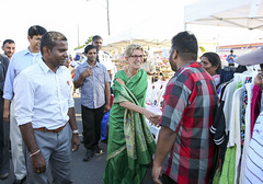 IMG_2774  Premier Kathleen Wynne attended the opening night of Tamilfest 2016. (Ontario Liberal Caucus) Tags: hunter thiru mcmahon maccharles jaczek tamil tamilfest toronto scarborough ethnic festival
