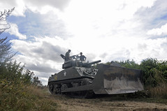 _DSC6185 (Piriac_) Tags: char chars tank tanks tanksintown mons asaltochar charassault charangriff  commemoration batailledemons liberationdemons