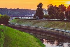 By the river | Kaunas #245/365 (A. Aleksandravičius) Tags: by river kaunas sunset lithuania lietuva evening sun skyline people september1 autumn street nikon nikon135mmf2dc 135 135mm nikon135mm nikon135f2 nikonafdcnikkor135mmf2d nikkor135 nikkor 365days 3652016 d810 nikond810 135mmf2d nikkor135mm 365 project365 245365
