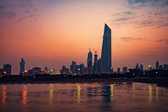 Sunset, Kuwait City (CamelKW) Tags: sunset kuwaitcity kuwait kuwait112016