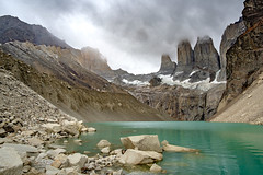 Las Torres [Explored] (Sofian B.) Tags: chile torresdelpaine nationalgeographic national park fuji xt10 walimex12